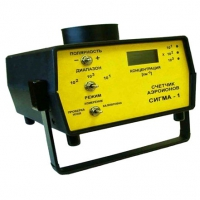 "Light air ions meter ""SIGMA-1"""