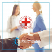 "About the start of cooperation with the All-Russian Public Organization ""Russian Red Cross"""